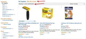 amazon discount example