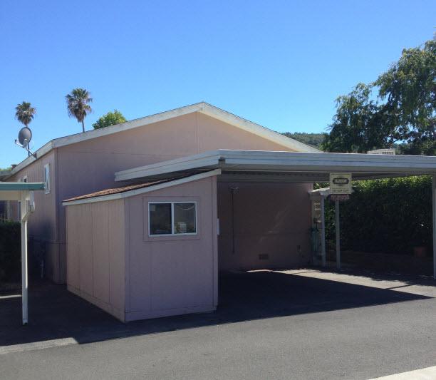 mobile home estate sale