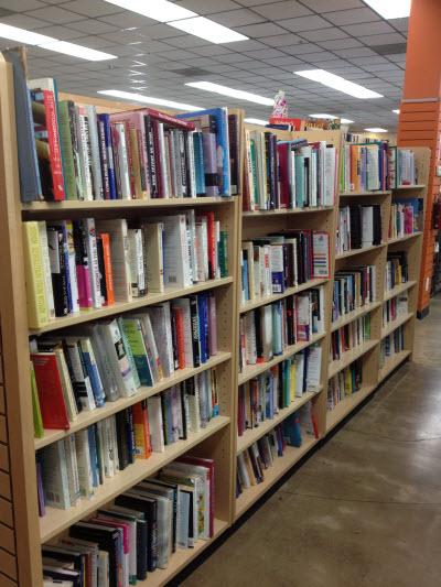 thrift store books